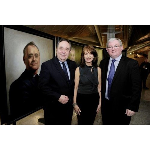First Minister's Portrait Exhibition